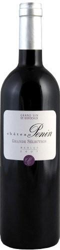 Chateau Penin Grande Selection Rouge Bordeaux Frankreich