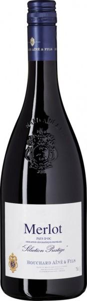 Bouchard Aine Merlot Wein Selection Prestige Frankreich