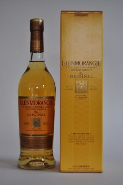 Glenmorangie Whisky The Original 10 Years Highland Single Malt S