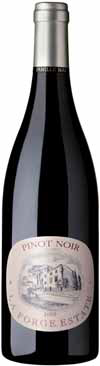 La Forge Estate Pinot Noir Rouge IGP Rotwein Frankreich