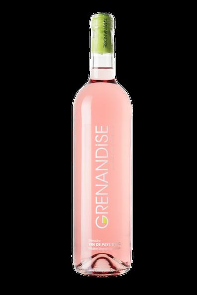 Bourdic Rosé Grenandise Rhone IGP Frankreich