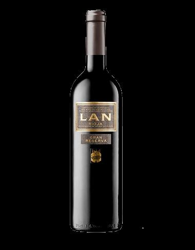 LAN Gran Reserva Tinto Rioja Spanien