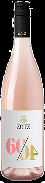 Julius Zotz 60/40 Rosé trocken QbA Baden