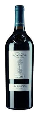 Lo Zoccolaio Sucule Barbera d Alba Rosso DOC Wein aus Italien Sh