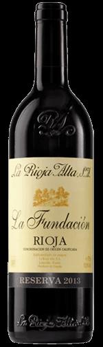 La Rioja Alta La Fundación Reserva Rioja Spanien
