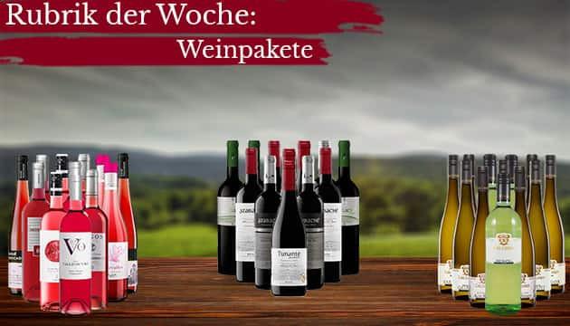 Weinpakete frei Haus