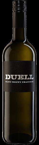 Duell Wein Manz trifft Thanisch trocken Rheinhessen Mosel