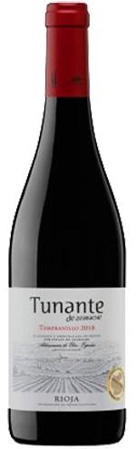 Tunante de Azabache Tinto Tempranillo Rioja Spanien