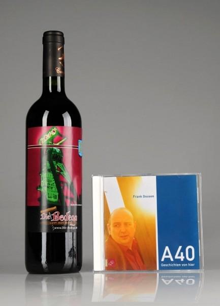 Weinpräsent Ruhrpott Frank Goosen Zeche Erin Rotwein Wein Shop D