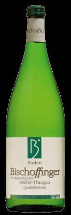 Bischoffinger Müller-Thurgau Kaiserstuhl Baden 1,0 l