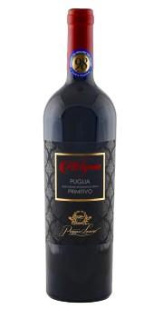 Poggio Lauro Alchymia Primitivo Rosso IGT Puglia Italien