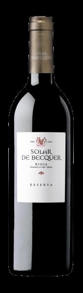 Solar de Becquer Reserva Rioja Tinto Escudero Versandkostenfrei