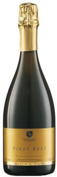 Deidesheimer Pinot Sekt Brut aus der Pfalz