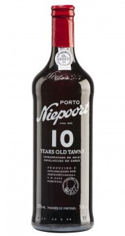 Niepoort Tawny Port 10 Years Old DOC Douro Portugal