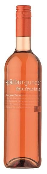 Ruppertsberger Spätburgunder Weißherbst feinfruchtig Spätlese Pfalz