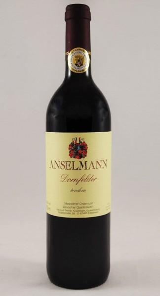 Anselmann Dornfelder Rotwein trocken QbA Pfalz