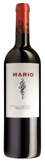 Mario de Vega Clara Tinto Especial Ribera del Duero Wein Spanien
