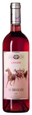 IL Poggione Rosato Lo Sbrancato IGT Rosé Wein aus Italien Bodega