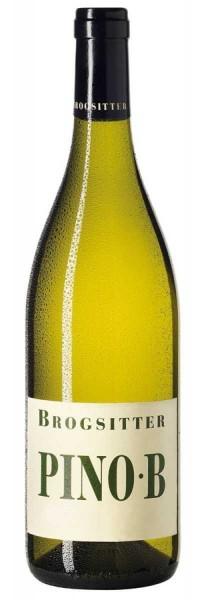 Brogsitter Pinot-B Weißwein Cuvee trocken QbA Rheinhessen